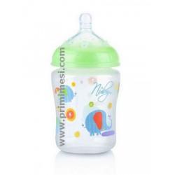Anticolic bottle with Zero Aria Nuby