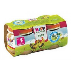 Multipack Omogeneizzato Pollo Hipp