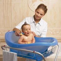 Bañera de bebé de la Laguna Aceptar Bebé