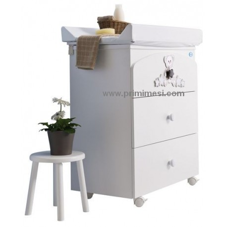 Meggie bath/changing table Pali
