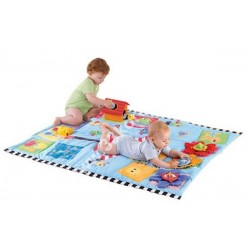 Great Carpet Games Discovery Play Mat Yookidoo