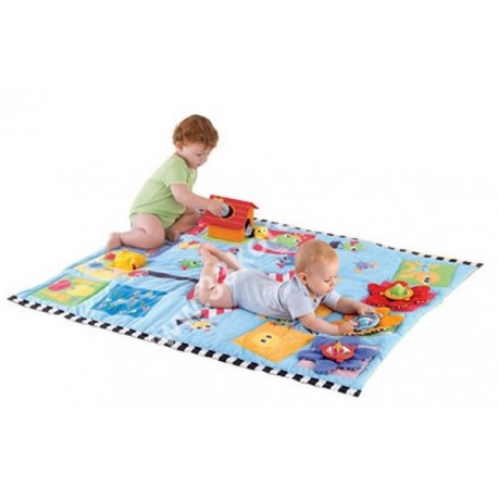 Grande tappeto giochi Discovery Play Mat Yookidoo