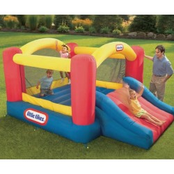Inflatable playground Little Tikes