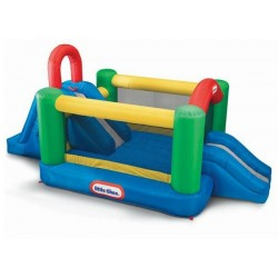 Double inflatable playground Little Tikes