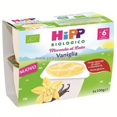 Merenda al latte Hipp