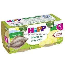 Omogeneizzato pesce Platessa con patate Hipp