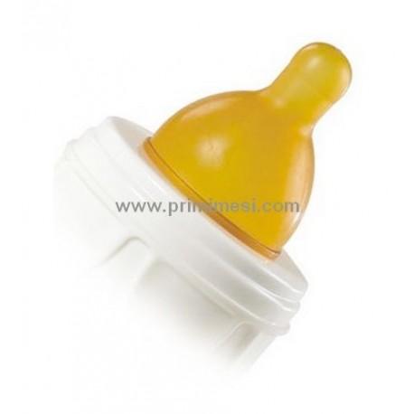 Latex teats for new Step 1+2 Mebby bottles