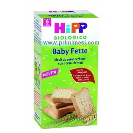 Baby Slices Hipp