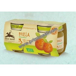 Homogenized Apple Alce Nero