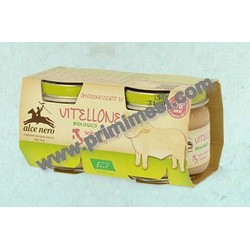 Homogenized Organic Veal Alce Nero