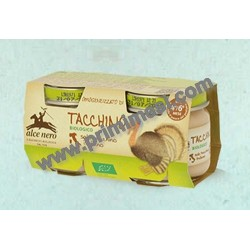 Homogenized Organic Turkey Alce Nero