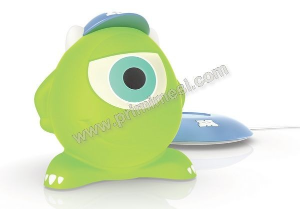 Luce amica SoftPal portatile Philips - Disney Mike Monsters
